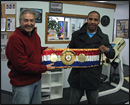 Don & Andre Ward photo