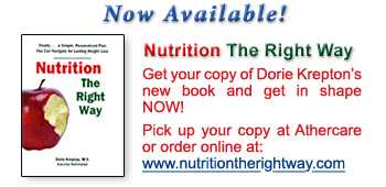 Nutrition The Right Way - Dorie Krepton